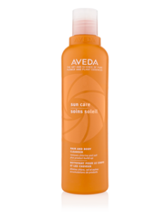 Hair and body cleanser